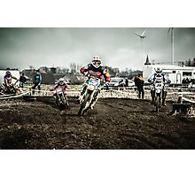 Catch Me If You Can Photographic Print