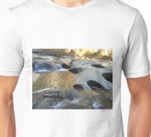 Indians in the Rocks Unisex T-Shirt