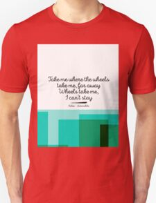 Kaleo - Automobile T-Shirt