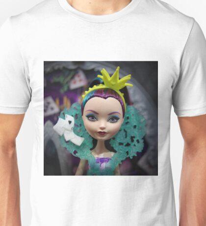 Way Too Wonderland - Raven Queen Unisex T-Shirt