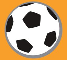 Soccer ball by CoolTees