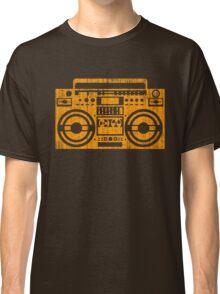 Vintage boombox Classic T-Shirt