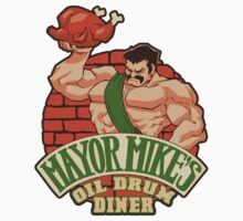 Mayor Mike's Oil Drum Diner Kids Clothes