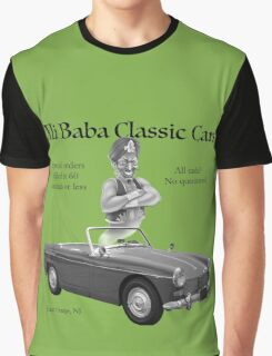 Ali Baba Classic cars Graphic T-Shirt