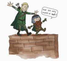 Legolas & Gimli Kids Clothes