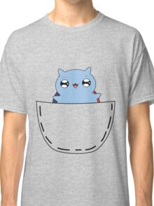Catbug kangaroo pouch Classic T-Shirt