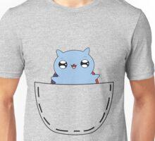 Catbug kangaroo pouch Unisex T-Shirt