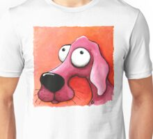 The Pink Dog Unisex T-Shirt