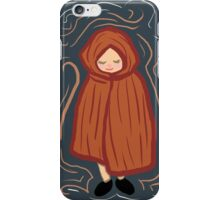 Little Red Ridding Hood iPhone Case/Skin