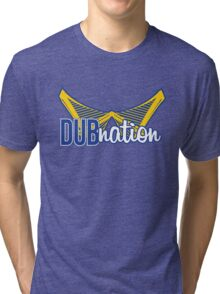 Dub Nation Tri-blend T-Shirt