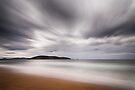 Betsy Island from Hope Beach, Tasmania by Jim Lovell