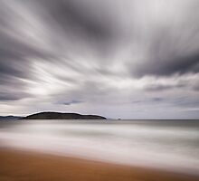 Betsy Island from Hope Beach, Tasmania by Jim Lovell