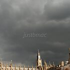 London: Clouds Over the Commons by justbmac
