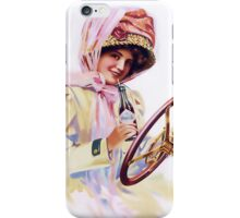 Coca-Cola iPhone Case Woman Driving iPhone Case/Skin