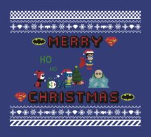 A Very DC Christmas by PixelAvenger