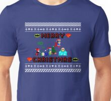 A Very DC Christmas Unisex T-Shirt