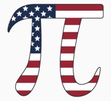 American Pi by contoured