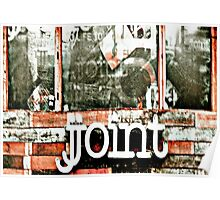 J Joint  Poster
