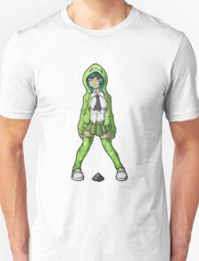 Creeper Girl Unisex T-Shirt