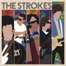 The Strokes by merched