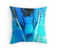 V Throw Pillow