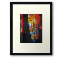 colour power Framed Print