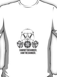Breaking Bad- I AM THE DANGER T-Shirt