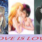 Love is Love. by cultlestat