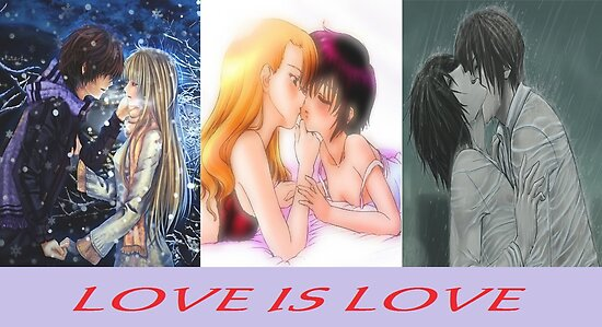 Love is Love. by cultlestat