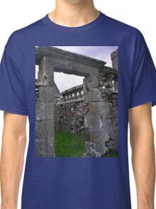 Ruined Side Chapel Classic T-Shirt