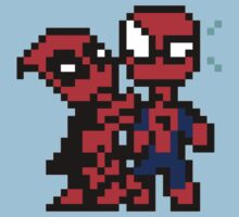 Dead & Spidey Kids Clothes