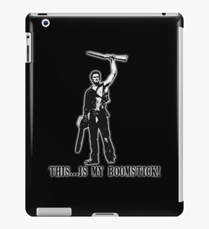 Army of Darkness - Boomstick - ipad case iPad Case/Skin