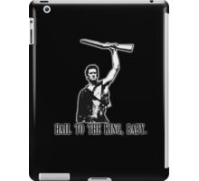 Army of Darkness - Hail to the King - ipad case iPad Case/Skin