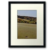 Moonah Links Series #57 Framed Print