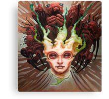 The Array  Canvas Print