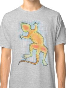 Gecko on the screen Classic T-Shirt