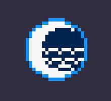 8bit Water Tribe Emblem - 3nigma Unisex T-Shirt