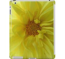 Yellow daisy for ipad iPad Case/Skin