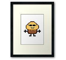 Muffin Framed Print
