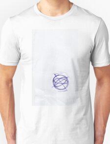 Circle Ink Sketch Unisex T-Shirt