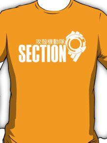 Public Security Section 9 Uniform T-Shirt