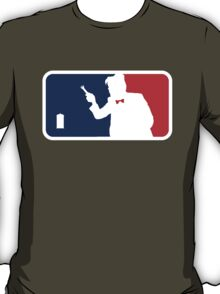 Major League Time Lord T-Shirt