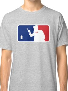 Major League Time Lord Classic T-Shirt