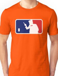 Major League Time Lord Unisex T-Shirt