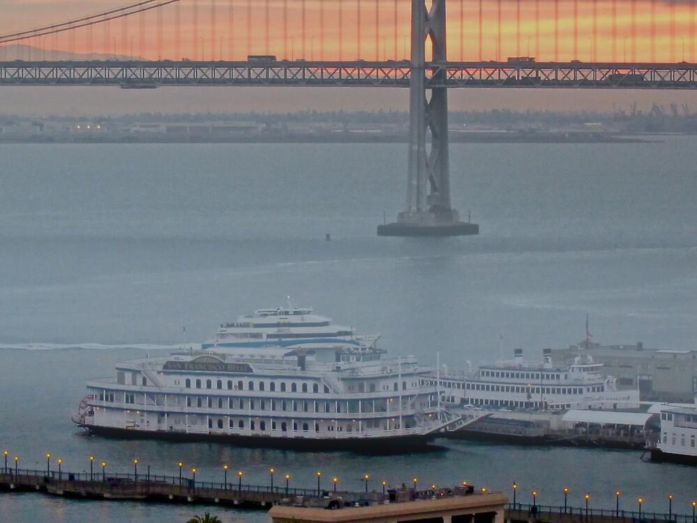 San Francisco Belle by David Denny