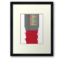 ENTERTAIN Framed Print