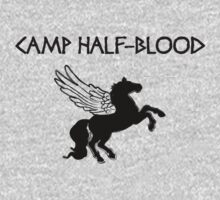Camp Half-Blood Camp Shirt Kids Clothes