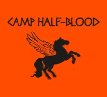 Camp Half-Blood Camp Shirt Kids Tee