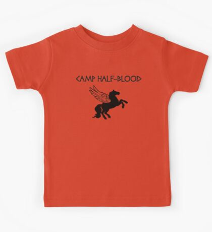 Camp Half-Blood Camp Shirt Kids Tee