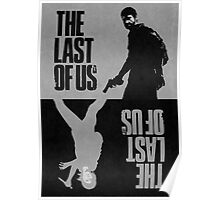 The Last of Us -  Ellie & Joel Poster